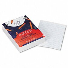 "<strong>Pacon Corporation</strong> Multi-Program Handwriting Paper, 0.5"" Short Rule, 500 Sheets/Pack"