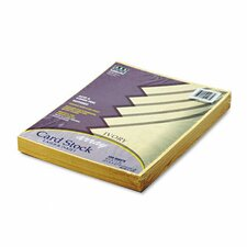 Array Card Stock, 65 Lbs., Letter, 100 Sheets/Pack