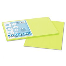 Tru-Ray Construction Paper, 76 Lbs., 12 X 18, 50 Sheets/Pack