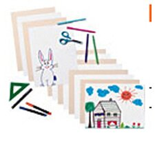 Tag Sheets White 12 X 18