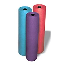 Rainbow Kraft Roll 100ft Sky Blue