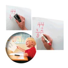 Dry Erase Sheets Rolls 24 X 10
