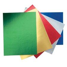 Metallic Foil Board 22x28 Asst 25pk