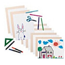 <strong>Pacon Corporation</strong> Tag Sheets White 9 X 12
