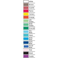 Rainbow Kraft Roll 100 Ft Black