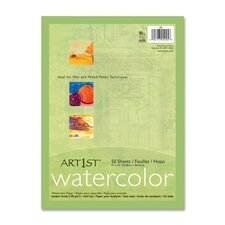 Watercolor Paper (50 Per pack)
