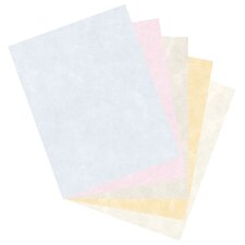 100 Count  Array of Parchment Bond Paper