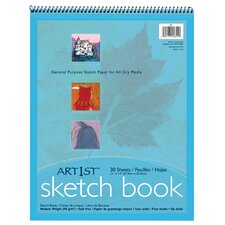 30 Sheet Sketch Book
