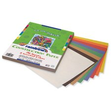 96 Count Rainbow Construction Paper