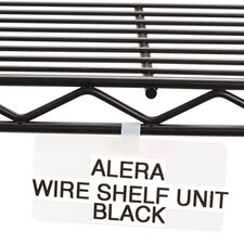<strong>Panter</strong> Wire Rack Shelf Tag, 10/Pack