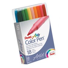 Color Pen Marker (18 Pack)