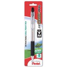 Line Retractable Ballpoint Pen (Set of 6)