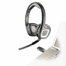 USB Wireless Stereo Headset with Noise Canceling Mic