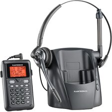 <strong>Plantronics</strong> Headset Cordless Telephone