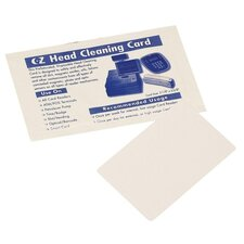 Cleaning Cards use in Adding Machine/Cash Register