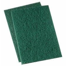 Premiere Pads - Heavy-Duty Scour Pads Heavy Duty Scrubber T Ckgreen: 721-186 - heavy duty scrubber t ckgreen