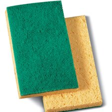 Medium-Duty Scrubbing Sponge
