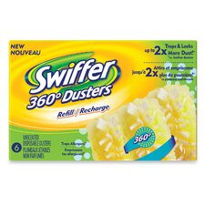 Swiffer Dusters Refills, 6 Count, Unscented
