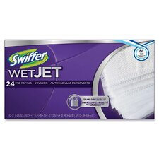 <strong>Procter & Gamble Commercial</strong> Swiffer Wet Jet Pad Refill (24 Pack)