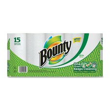 Bounty Paper Towel (15 per Pack)