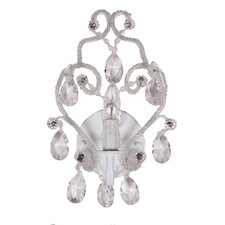 1 Light Chandelier Sconce