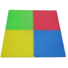 4 Piece Playmat Set