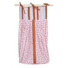 Field of Flowers Diaper Stacker