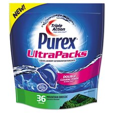 UltraPacks Laundry Detergent Pods (Pack of 36)