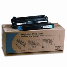1710530-004 Toner Cartridge, Cyan