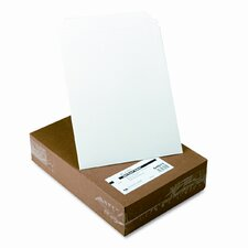 Photo/Document Mailer, Redi-Strip, Side Seam, 9 3/4 x 12 1/2, White, 25/box