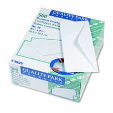 Business Envelope, Contemporary, #10, White, 500/box