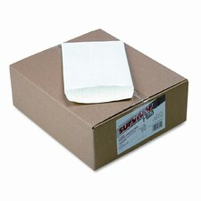 Tyvek Air Bubble Mailer, Self-Seal, Side Seam, 6 1/2 x 9 1/2, White, 25/box