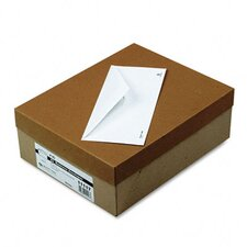 Business Envelope, Contemporary, #10, White, Recycled, 500/box