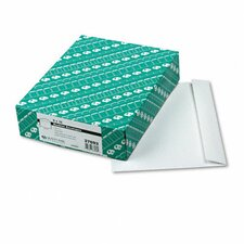 Open Side Booklet Envelope, Contemporary, 100/Box