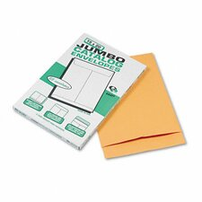 Jumbo Size Kraft Envelope, 15 x 20, Light Brown, 25/box
