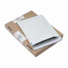 Redi-Strip Poly Expansion Mailer, Side Seam, 13 x 16 x 2, White, 100/carton