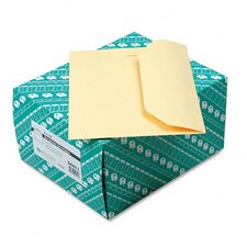 Open Side Booklet Envelope, 100/Box