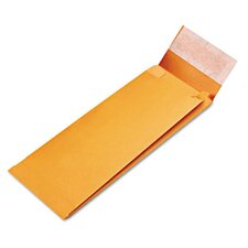 Redi-Strip Kraft Expansion Envelope, Side Seam, 5 x 11 x 2, Brown, 25/pack