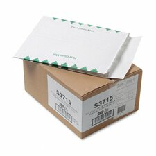 Ship-Lite Redi-Flap Expansion Mailer, 1st Class, 10 x 13 x 1 1/2, White, 100/box