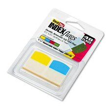 Write-On Self-Stick Index Tab / Flag, 48/Pack
