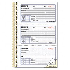 Money Receipt Book, 225 Sets/Book