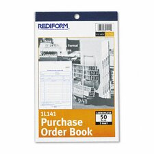 Purchase Order Book, 50-Sets/Book