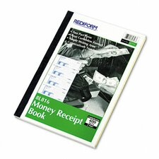 Money Receipt Book, 400 Sets/Book