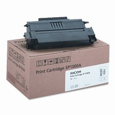 413460 Laser Cartridge, High-Yield, Black