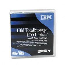 "1/2"" Data Cartridge, 1998ft, 100GB Native/200GB Compressed Data Capacity"