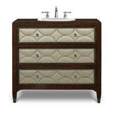 "Designer Series 41"" Cameron Sink Chest Vanity Set"