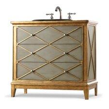 "Designer Series 42"" Lauren Hall Bathroom Vanity Base"