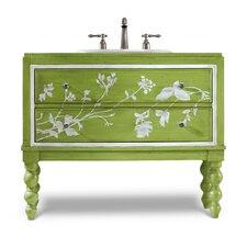 """Designer Series 40"""" Tessa Sink Chest Vanity Base"""