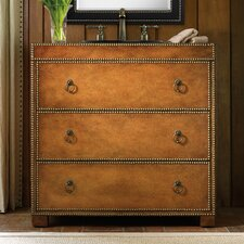 "Designer Series 36.5"" Grayson Hall Chest Vanity Set"