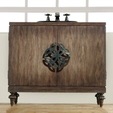 "Designer Series 42"" Briggs Sink Chest Vanity Set"